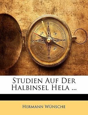 Studien Auf Der Halbinsel Hela ... Hermann Wunsche