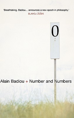 Number and Numbers Alain Badiou