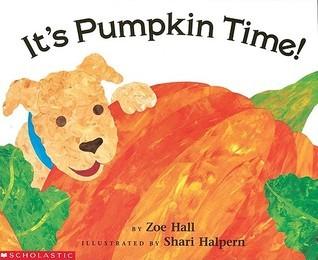 Its Pumpkin Time! James Howe