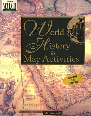 World History: Map Activities  by  Marvin Scott