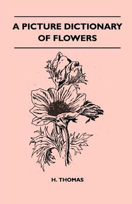 A Picture Dictionary of Flowers  by  H. Thomas