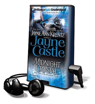 Midnight Crystal [With Earbuds]  by  Jayne Castle