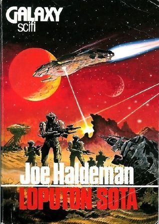 Loputon sota  by  Joe Haldeman