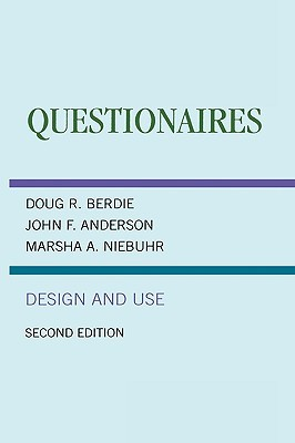 Questionnaires: Design and Use,  by  Douglas R. Berdie