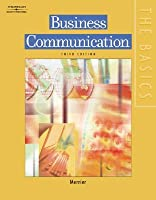 Basics Of Business Communication Patricia Merrier