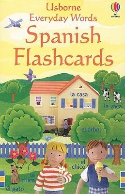 Everyday Words Spanish: Flashcards Jo Litchfield