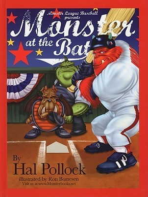 Monster at the Bat  by  Hal Pollock