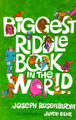 The Gigantic Joke Book Joseph Rosenbloom