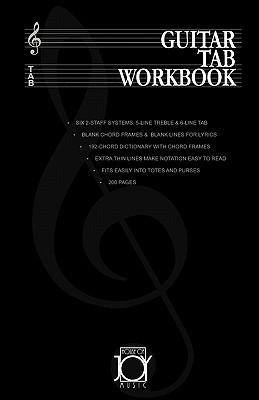 Guitar Tab Workbook  by  Ken Joy