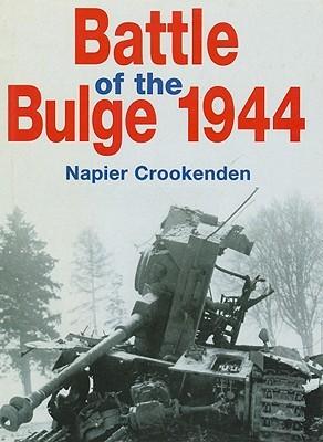 Battle Of The Bulge 1944 Napier Crookenden