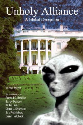 Alien Contact  by  Bonnie Meyer