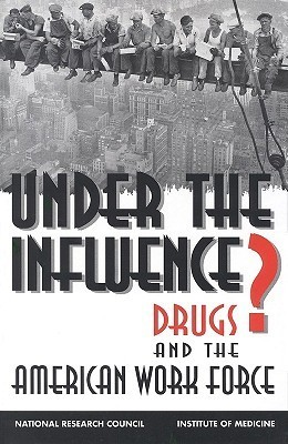 Under Influence National Research Council
