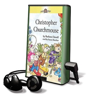 Christopher Churchmouse  by  Barbara Davoll