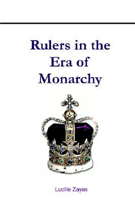 Old Testatment Studies: Rulers in the Era of Monarchy Lucille Zayas