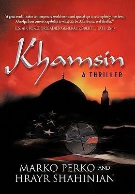 Khamsin: A Thriller  by  Marko Perko