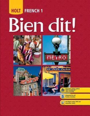 Holt Allez, Viens!: Activity for Communication Level 2 John DeMado