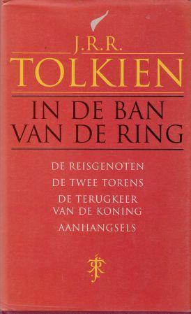 In ban van de ring J.R.R. Tolkien