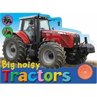 Big Noisy Tractors Christiane Gunzi