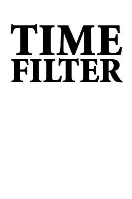 Time Filter  by  Brian Thiesen