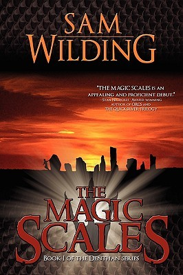 The Second Gateway: Book Two of the Denthan Series Sam Wilding