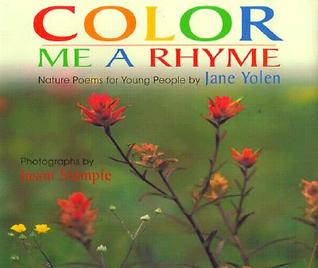 Color Me a Rhyme  by  Jane Yolen