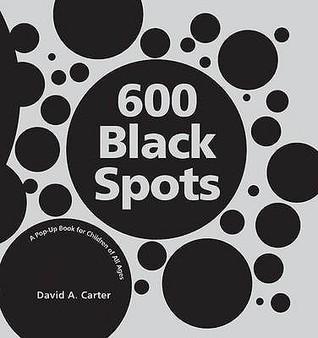 600 Black Spots David A. Carter