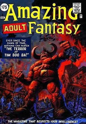 Amazing Fantasy Omnibus  by  Stan Lee