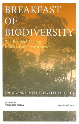 Ecology Of Intercropping  by  John H. Vandermeer
