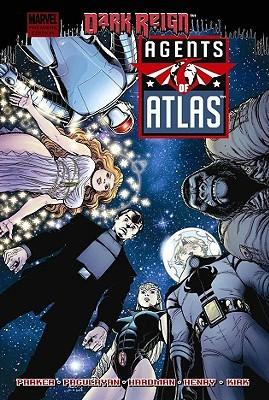 Agents Of Atlas: Dark Reign  by  Jeff Parker