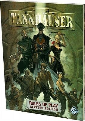 Tannhauser: Rules of Play Fantasy Flight Games