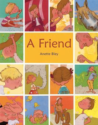 A Friend  by  Anette Bley