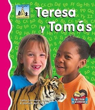 Teresa y Tomas  by  Cathy Camarena