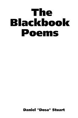The Blackbook Poems  by  Daniel Stuart