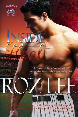 Inside Heat (Mustangs Baseball, #1) Roz Lee