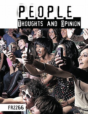 People Thoughts and Opinion Fr2266