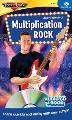 Multiplication Rock [With Book(s)] Rock N Learn