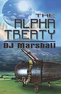 The Alpha Treaty  by  D.J. Marshall