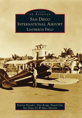 San Diego International Airport Lindbergh Field, California  by  Katrina Pescador