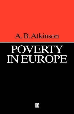 Poverty in Europe: A.B. Atkinson