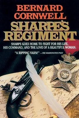 Sharpes Regiment [With Earphones] Bernard Cornwell