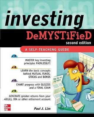 Investing DeMYSTiFieD Paul J. Lim