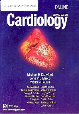 Cardiology Online: PIN Code and User Guide to Continually Updated Online Reference Michael H. Crawford
