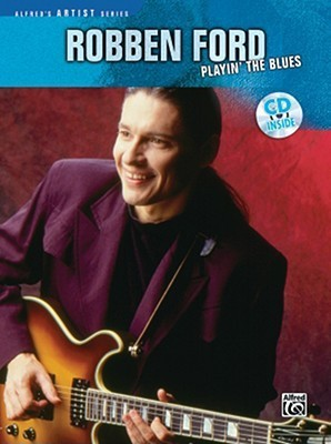 Ford Playin the Blues BK/CD  by  Robben Ford