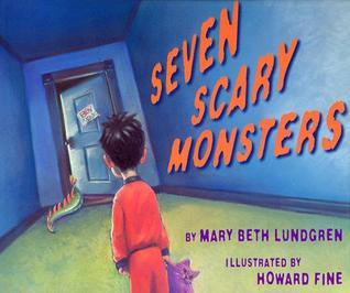 Seven Scary Monsters  by  Mary Beth Lundgren