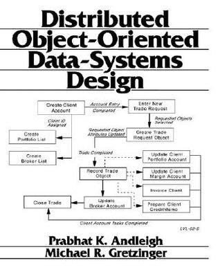 Distributed Object-Oriented Data-Systems Design  by  Prabhat K. Andleigh