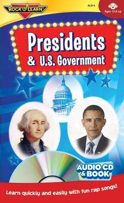 Presidents & U.S. Government [With Book]  by  Rock n Learn
