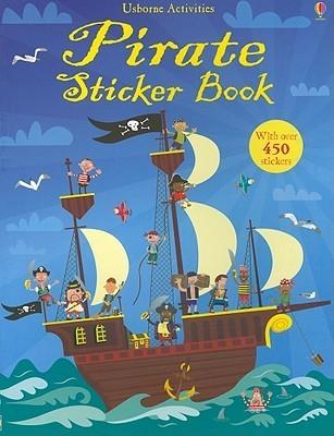 Pirate Sticker Book  by  Fiona Watt
