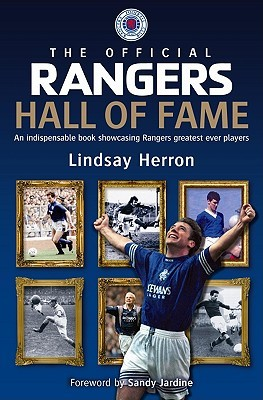 The Official Rangers Hall of Fame Lindsay Herron