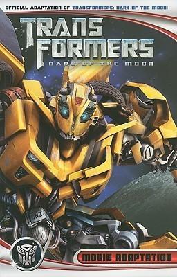 Transformers: Dark of the Moon Movie Adaptation TP John Barber