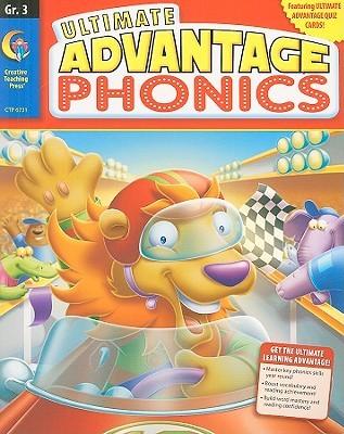 Phonics Grd 3, Ultimate Advantage  by  Sara Schwartz